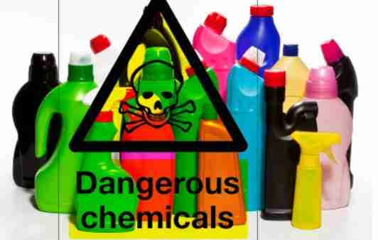 7 Toxic Cleaners To Avoid